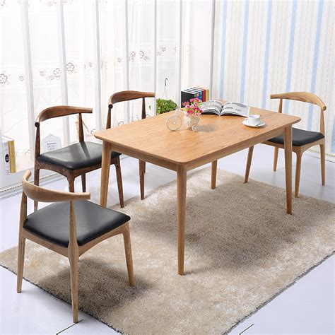 ikea modern dining table solid wood dining tables and chairs combination of modern