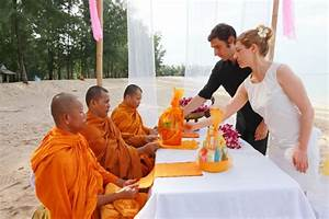 Buddhist Blessing Package Option 03 Thailand Marriage