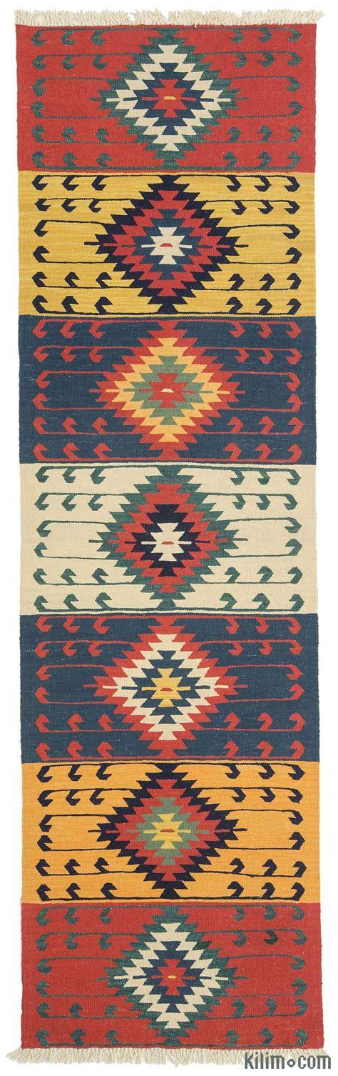 turkish kilim rugs k0010796 new turkish kilim runner rug