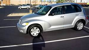 2005 Chrylser Pt Cruiser Silver  Clean  Runs Excellent