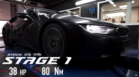 Bmw I8 Hp And Torque