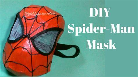 DIY Máscara Homem Aranha Especial Dia das Crianças #