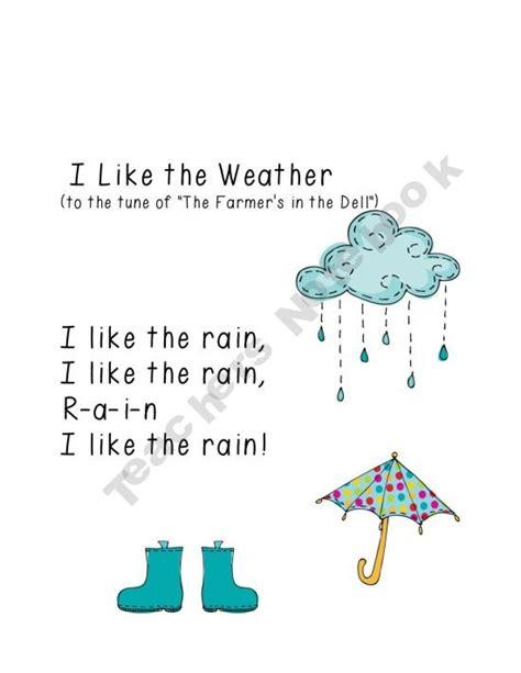 25 best ideas about weather song on preschool 276 | 3821efd31170da4cabfdecc032c1a2c4