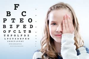 visual acuity north shore pediatric therapy