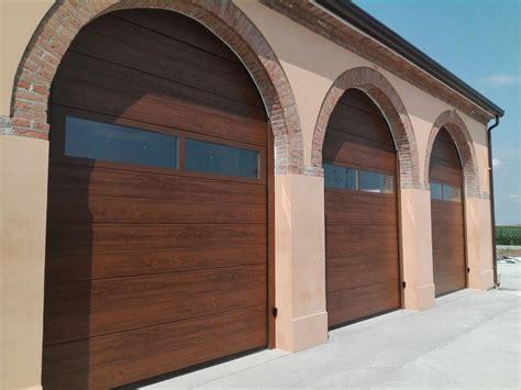sezionali per garage portoni sezionali porte per garage