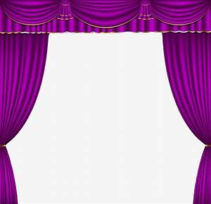 Purple party curtains curtain party purple png and psd for Theatre curtains psd