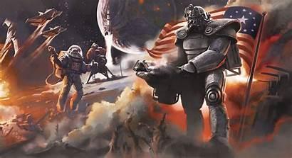 Fallout Armor Power Wallpapersafari