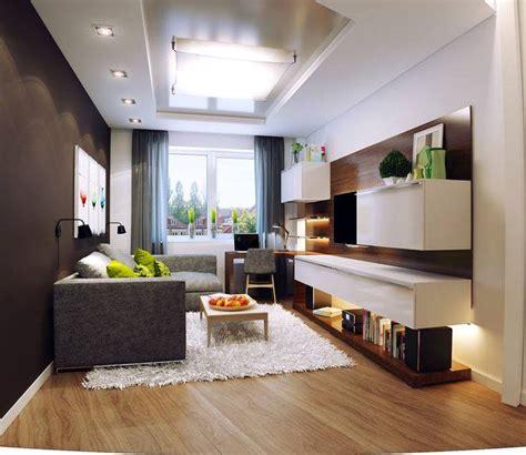 small modern living room decorating ideas