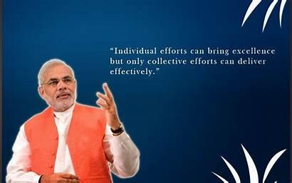Modi Narendra Quotes Wallpapers Bjp Inspiring Pc