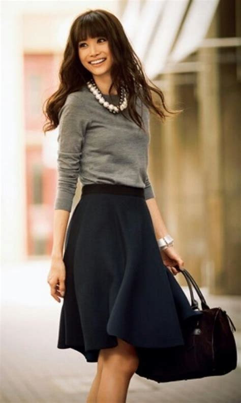 30 Cute Work Outfit Ideas for Girls - Hative