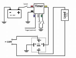 Time Clock Switch Wiring Diagram