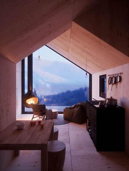 Mountain Refuge Gnocchi Massimo Built Tiny Cabin