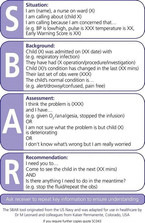 sbar nursing report template sbar template articleezinedirectory