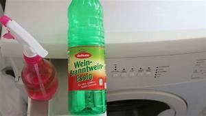 Stinkende Waschmaschine Reinigen : waschmaschine reinigen schnell g nstig umweltfreundlich cleaning washing machine with ~ Orissabook.com Haus und Dekorationen