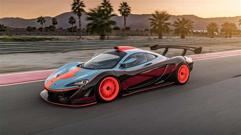Lanzante revives McLaren P1 GTR with Gulf racing livery ...