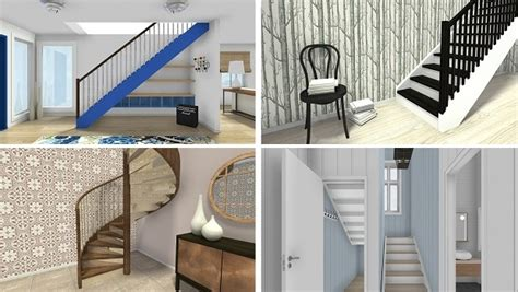 Home Design 3d Stairs by Visualize Your Staircase Design Roomsketcher