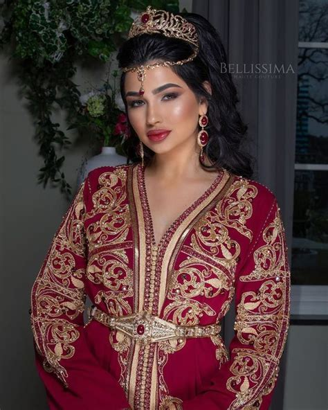 Caftan Marocain de Mariage 2020 - Collection Prestige ...