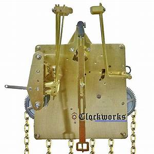 New 1151-050 Clock Movement By Hermle