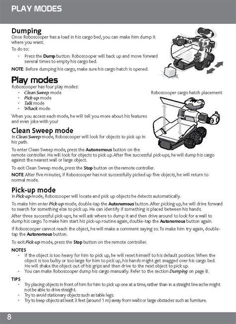 Roboscooper by Wow Wee - The Old Robots Web Site