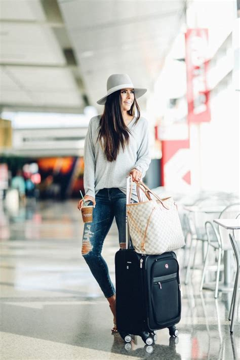 comfy blogger travel outfits   love  copy