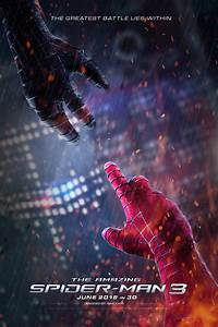 The Amazing Spider-Man 3 Poster #5 Version #2 by krallbaki ...