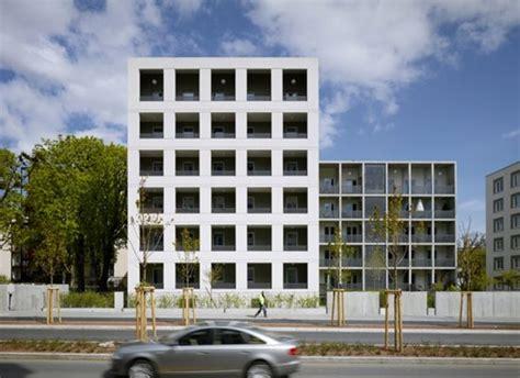 Haus Kaufen Neben Frankfurt by Ansicht Der Hansaallee M 252 Nchen Geb 228 Ude Neubau Und