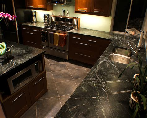 pros  cons   soapstone countertops