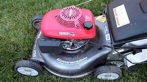 Honda Harmony Ii Hrt 216 Sda Broken Craigslist Find Lawn