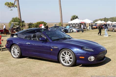 Db7 Vantage Volante by 1999 2004 Aston Martin Db7 Vantage Volante Supercars Net