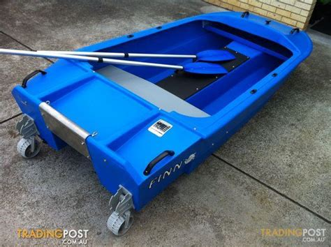 Catamaran Dinghy For Sale by Catamaran Hull Dinghy Tender With Retractable Wheels