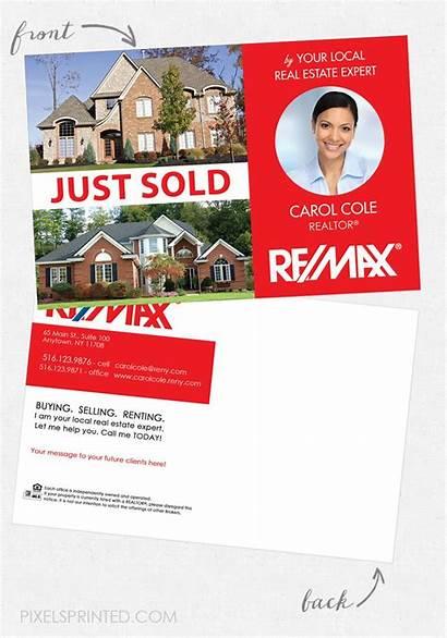 Postcards Estate Remax Realtor Keller Williams Postcard