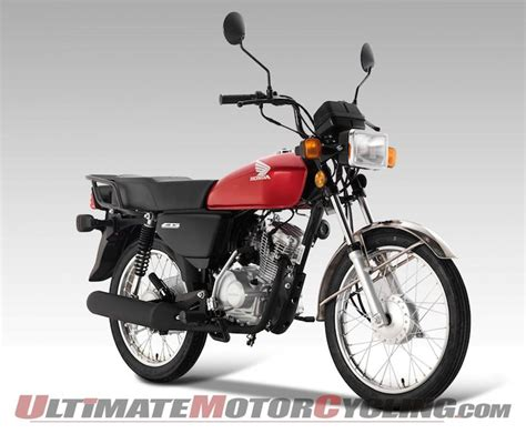 Honda Unveils The Cg110 Motorcycle In Nigeria