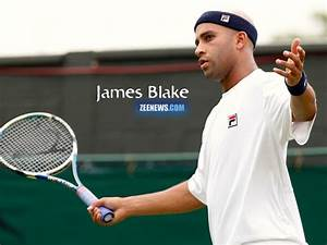 Sports star: James Blake Tennis Star Profile,Biography And ...