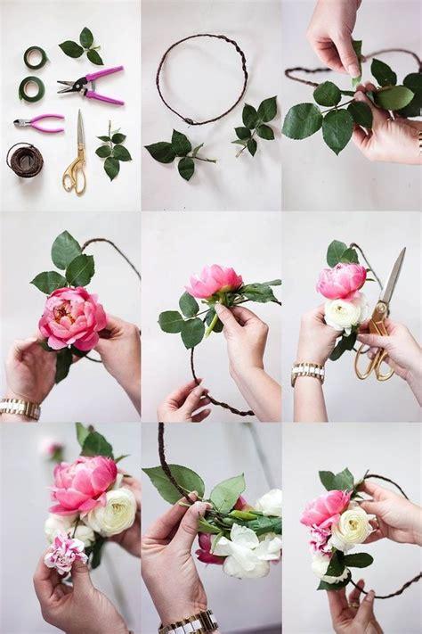 best 20 diy flower crown ideas on pinterest flower