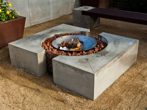 concrete pit molds how to make concrete furniture concrete exchange
