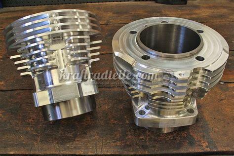 speed science shovelhead aluminium big bore zylinder