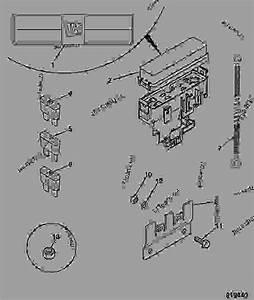 Fuse Link Box - Industrial Jcb Tlt 30g