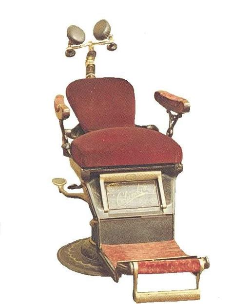 victorian era dentistry   ritter dentist chair