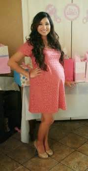 Cute Pregnancy Dresses Baby Shower by Such A Cute Baby Shower Dress Maternity Fashion