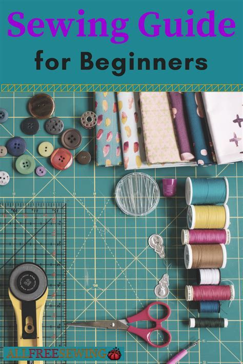 Sewing Guide for Beginners   AllFreeSewing.com