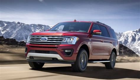 ford expedition redesign max version