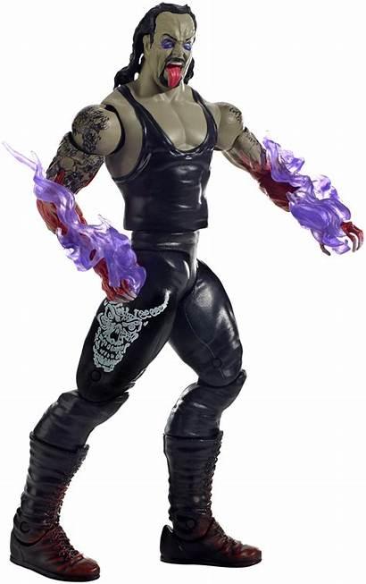 Wwe Action Figure Triple Zombies Undertaker Figures