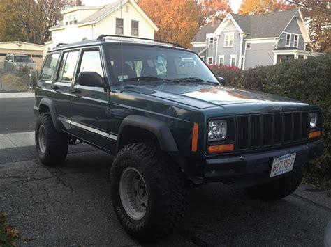 green jeep cherokee lifted the green xj club page 44 jeep cherokee forum