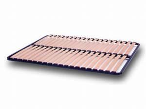 Sommier À Lattes Conforama : cadre lattes 140x200 cm sedac superconfort20 vente de ~ Dode.kayakingforconservation.com Idées de Décoration