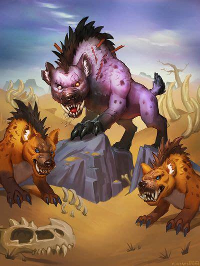 Hyena Alpha Hearthstone Wiki