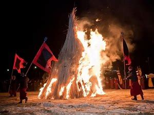 ritual purification dugzhuuba