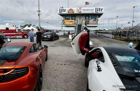 Tesla Model S Achieves Quarter Mile World Record For Drag