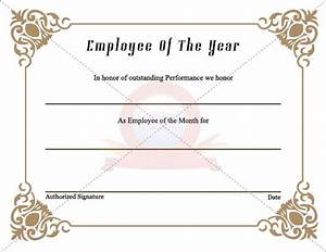 Employee Certificate Templates Free 7 Best Employee Certificate Images On Pinterest Certificate Templates Free Stencils And