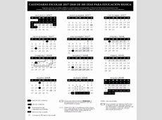 Estos son los 3 calendarios escolares 20172018 que
