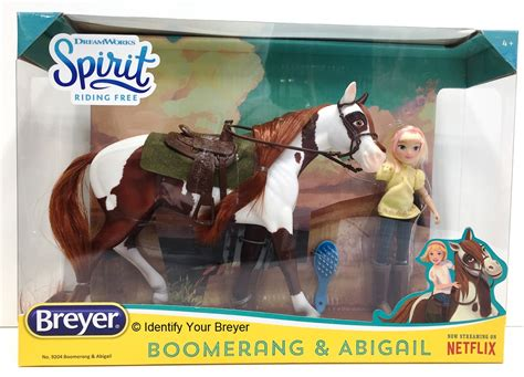 identify  breyer pony gals